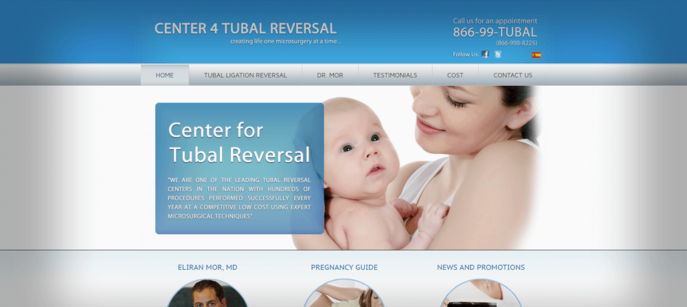 Tubal Reversal Los Angeles